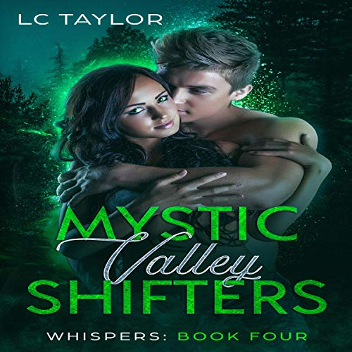 Whispers: Book Four audiobook cover art