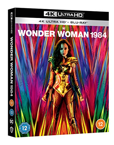 Wonder Woman 1984 [4K Ultra HD] [2020] [Blu-ray] [Region Free]