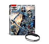 Alita: Battle Angel Limited Edition - Includes Alita USB Wristband (Blu-Ray 3D + 4K Ultra HD + Blu-Ray + Digital Code)