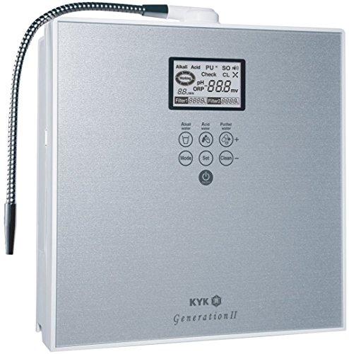 KYK Generation 2 Alkaline Water Ionizer...