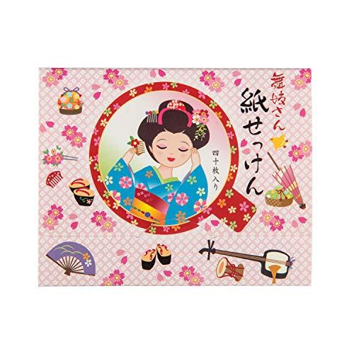 Mooie Roze Maiko Papier Japanse Zeep