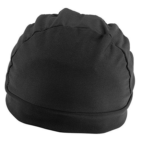 T TOOYFUL Noir Élastique Extensible Dôme Cheveux Net Snood Perruques Cap Cool Mesh Nouveau Cosplay
