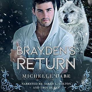 Brayden's Return cover art