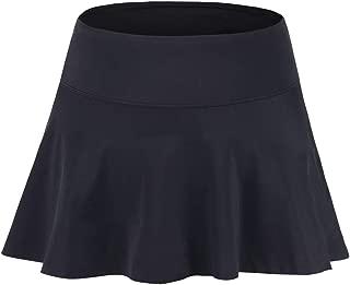 JINXUEER Women's Plus Size Bikini Swim Skirt High Waisted Swimsuit Bottom