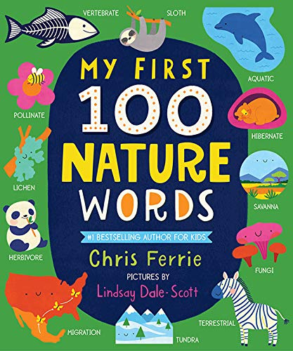 My First 100 Nature Words (My First STEAM Words) (English Edition)