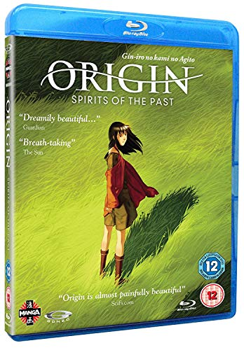 Origin Spirits of The Past [Edizione: Regno Unito] [Blu-Ray] [Import]