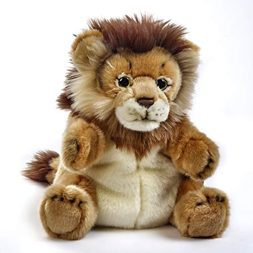 NATIONAL GEOGRAPHIC Hand Puppet Lion Plush