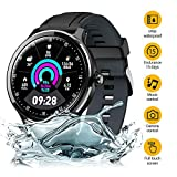 NACATIN Smartwatch Fitness Tracker Fitness Uhr Armbanduhr Sport Uhr IP68