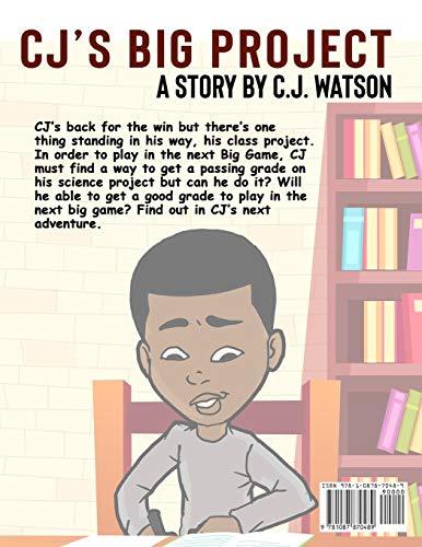 CJ's Big Project
