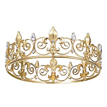 prince crowns for boys