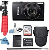 Best Point Shoot Cameras - Canon Elph 360 (Black) Point & Shoot Digital Review