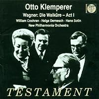 Wagner: Die Walkure, Act 1 by William Cochran (2001-03-20)