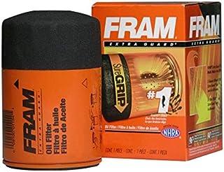 Fram PH3985 Extra Guard Passenger Car Spin-On Oil Filter (Pack of 2)