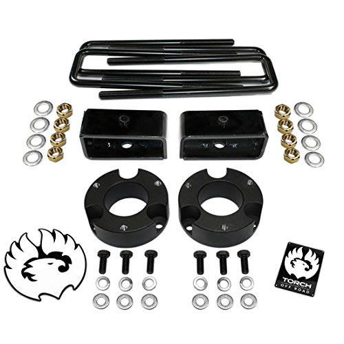 TORCH 3' Front 2' Rear Leveling Lift Kit for 2005-2020 Toyota Tacoma 2WD 4WD TRD SR5
