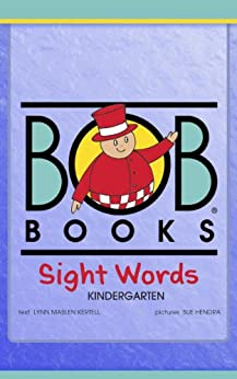 Bob Books Sight Words: Kindergarten by [Lynn Maslen Kertell]