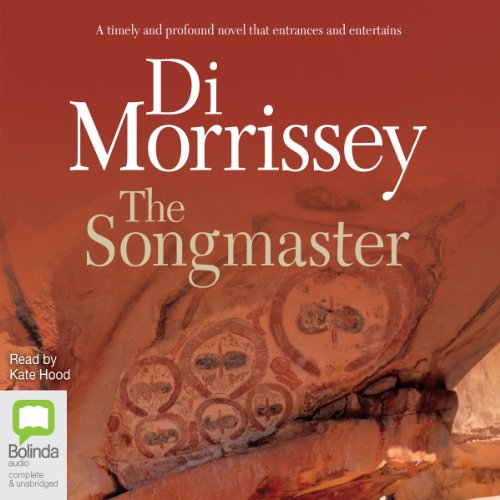 The Songmaster audiobook cover art