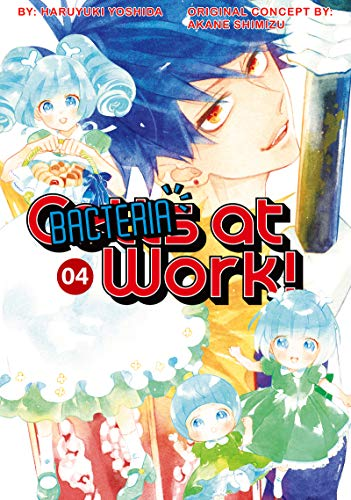 Cells at Work: Bacteria! Vol. 4 (English Edition)