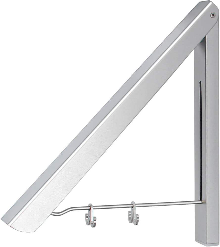 Aluminum Sales of SALE items Max 66% OFF from new works Laundry Drying Rack Wall Mounted Cl Folding Retractable
