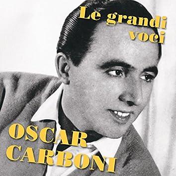 Oscar carboni (Le grandi voci)