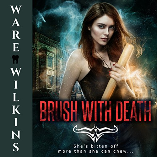 Brush with Death: A Sadie Salt Urban Fantasy audiobook cover art
