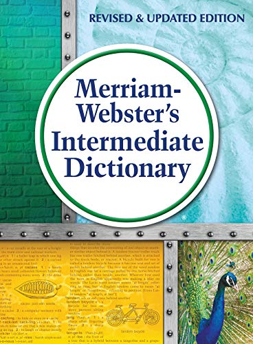 Merriam-Webster's Intermediate Dictionary, 2016 Copyright