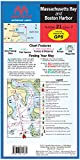 Massachusetts Bay and Boston Harbor. MAPTECH® Waterproof Chart Number 21 Edition 7 WPC021-07