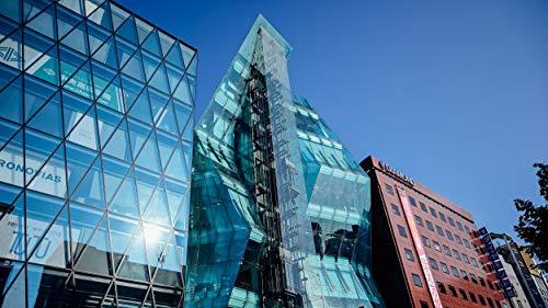 Virtual Tokyo modern architecture tour