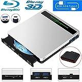 Best External Blu Ray Drives - 5-in-1 External Blu-ray Drive Player USB 3.0 NOLYTH Review