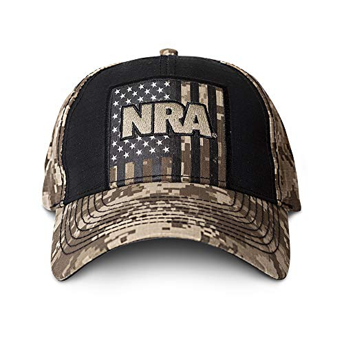 Buck Wear NRA-Tan Digi Hat