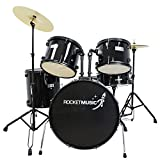 Rocket DKF01WR 22 inch Full Size Drum Kit
