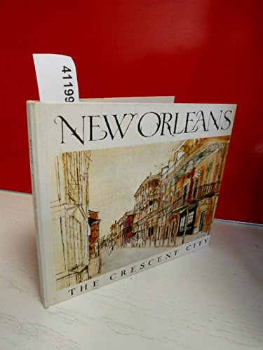 New Orleans the crescent city . Sketches by Fritz Busse .Text by Charles L. Dufour .
