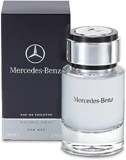 Mercedes Benz Eau De Toilette Spray for Men, 2.5 Ounce, Multicolor