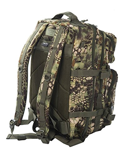 Mil-Tec Normani US Assault Pack Laser Cut - Mochila,...