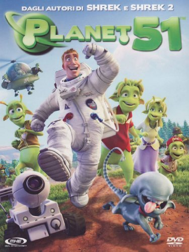 Planet 51 (Disco Singolo) by Javier Abad
