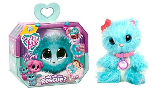 Little Live Pets - Scruff-a-Luvs - Blue