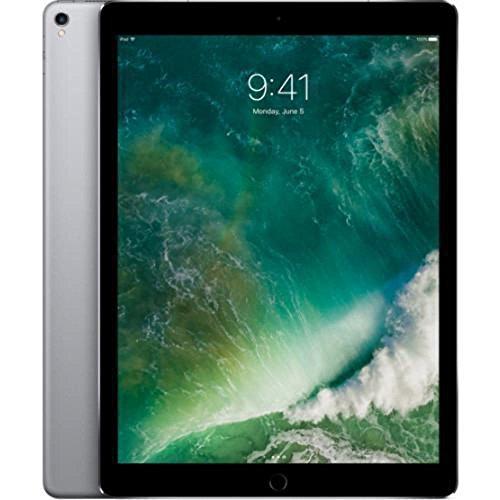 Apple iPad Pro 12.9-inch 2nd Generation (Mid 2017, 256GB, Wi-Fi + Cellular, Space Gray) MPA42LL/A
