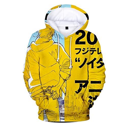 CQAZX Personnage imprimé Funny Kids Hoodies Homme Femme Sweat-Shirt de Haute Qualité Enfants à la Mode Pulls