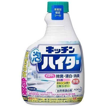 花王(Kao) 【花王】キッチン泡ハイター <付替用>400ml ×5個セット