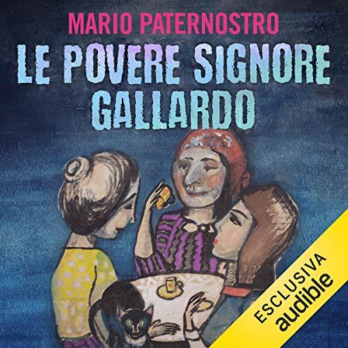 Le povere signore Gallardo copertina