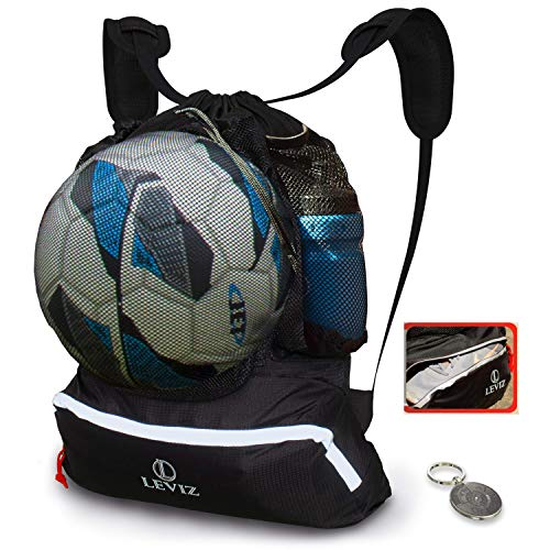 Multifunctional Drawstring Gym Bag Waterproof Ultra-Lightweight...
