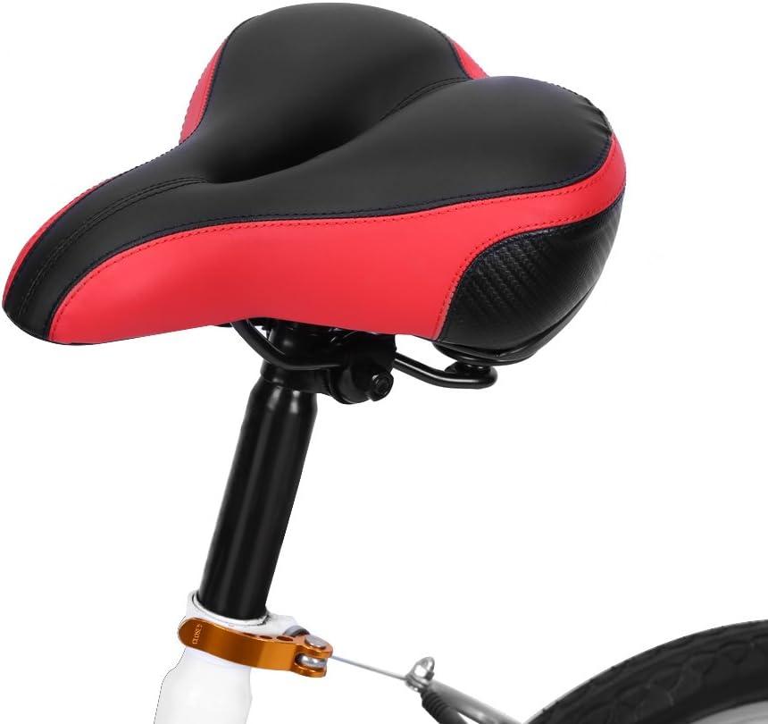Comfortable Bike Seat Three in One Groove Th Soft Arlington Mall overseas Design Unique