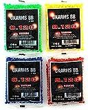 UKArms BBTac 1000 Bag .12 Gram 6mm BBs For Airsoft Guns - 1 Bag of 1000 BBs