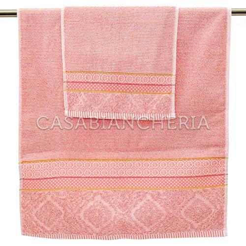 PiP Studio Handtuch aus Frottee Soft Zellige Rosa