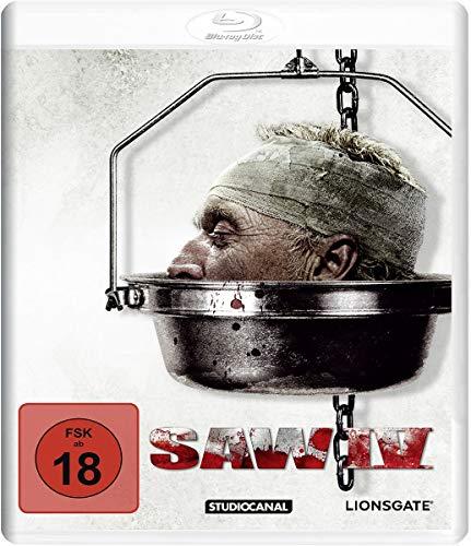Saw IV - White Edition [Blu-ray]