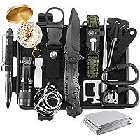 Huiming Professional 16-in-1 Survival Kit