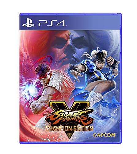 Street Fighter V - Champions Edition [