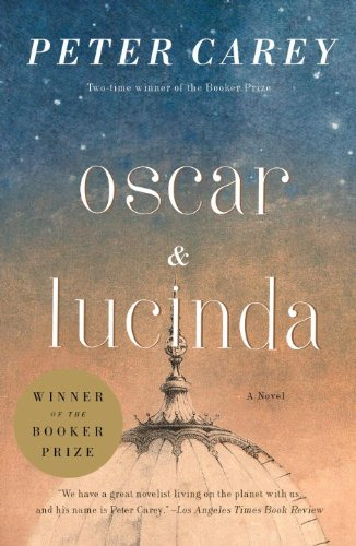 Oscar and Lucinda: movie tie-in edition (Vintage International)