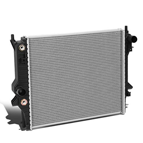 DNA Motoring OEM-RA-13148 13148 Factory Style Aluminum Cooling Radiator Replacement