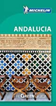 Andalucia - Michelin Green Guide: The Green Guide (Michelin Tourist Guides) [Idioma Inglés]