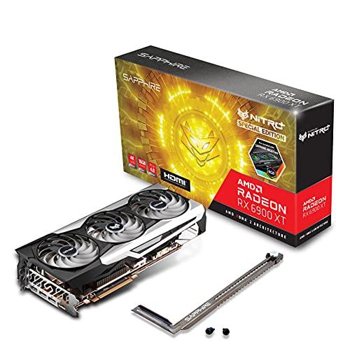 Лучшие видеокарты Radeon RX 6900 XT